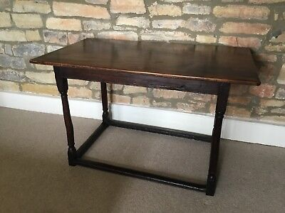 Antique Georgian Refectory Table