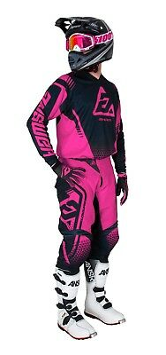 2019 Answer Racing Syncron Pant Jersey Drift Women's / Youth Gear MX
