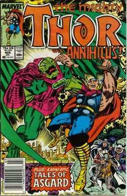 Thor (1966 series) #405 in Very Fine + condition. Marvel comics