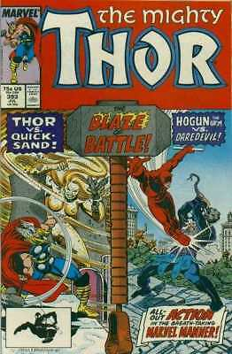 Thor (1966 series) #393 in Very Fine + condition. Marvel comics