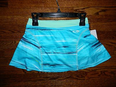 Girl's Turquoise Tennis Skirt Size 4/5-NWT