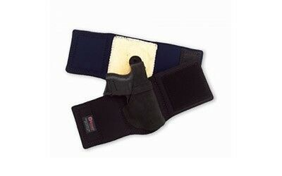 Galco Ankle Lite Holster for Ruger LCP Kahr P380, Right Hand, Black - AL436B