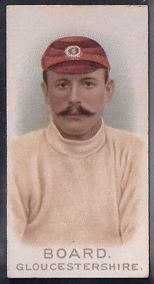 Wills-Cricket Cricketers 1896- Gloucestershire - Board