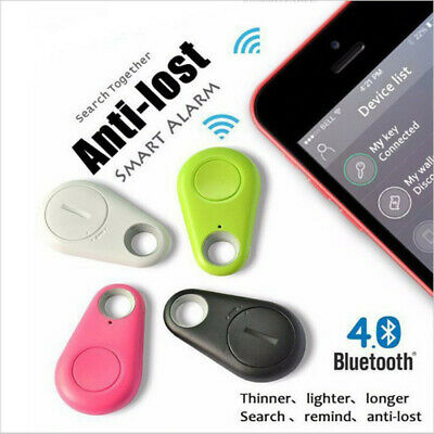 Smart Bluetooth Tracker Pet Locator Wireless Anti Lost Alarm Key Finder Sensor