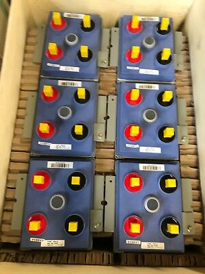 Enersys DDmP 85-21 2V 850 Ahr Powersafe Batteries. Qty 6 New In Crate + Rack