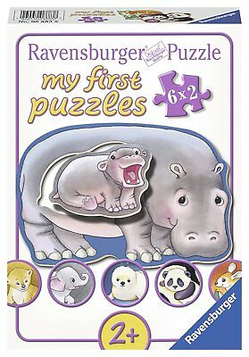 Puzzle 2 pièces My First Puzzle - Animaux Sauvage (57666)