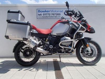 Bmw R 1200Gs Adventure Te