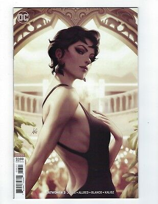Catwoman # 3 Artgerm Variant Cover NM DC Pre Sale Ships Sept 12th