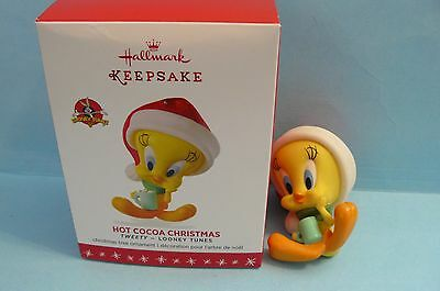 "2016 Hallmark ""HOT COCOA CHRISTMAS"" TWEETY - LOONEY TUNES"