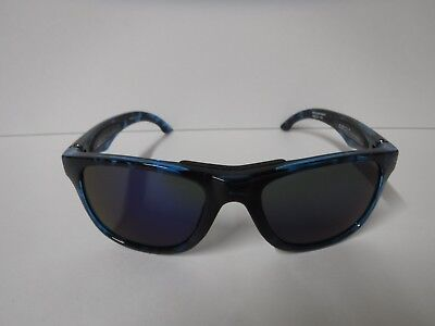 0b9c605211 NEW Amphibia Wave Floating Sunglasses - Blue Tortoise Vapor Wave 6435
