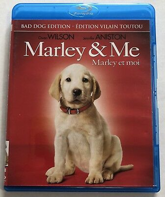 Marley And Me (2009, Bluray) Canadian