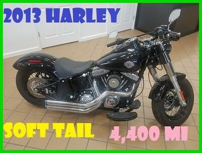 Softail®  2013 Harley-Davidson Softail FLS Used