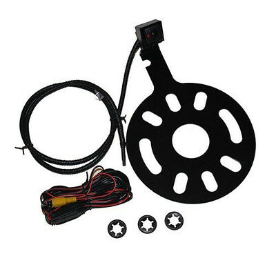 Crux Interfacing Solutions CCH01S Crux Jeep Wrangler Camera Spare Tire Mount