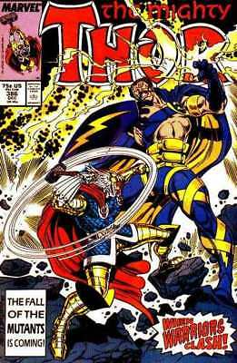Thor (1966 series) #386 in Very Fine + condition. Marvel comics