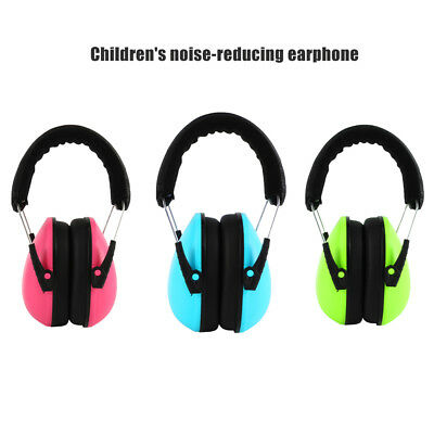 Kids Ear Muffs Defenders Protectors Festivals Motor Racing Diy Autism Concert