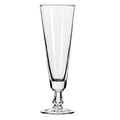 Libbey Glassware - 6425 - 10 oz Footed Pilsner Glass