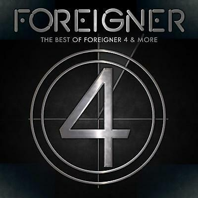 foreigner - The Best Of 4 and More CD #89464