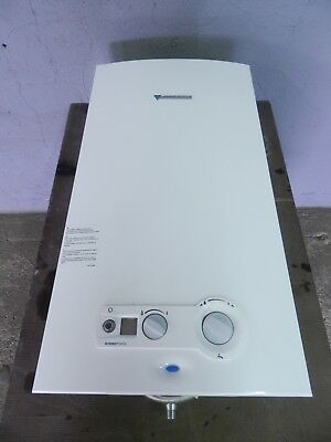 JUNKERS JETATHERMCOMPACT WRD 14-2 G23 S7695 Gas-Durchlauferhitzer Boiler Bj.2013