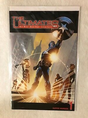 The Ultimates Super-Human #1 VF