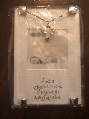 Baptism Brand New Picture Frame
