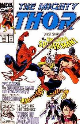 Thor (1966 series) #448 in Very Fine + condition. Marvel comics