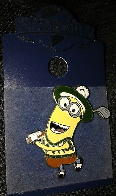 Universal Studios Minions Movie Collectible Pin Rare Authentic B