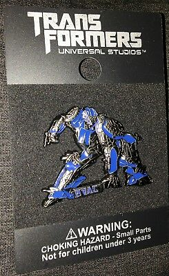 Universal Studios Transformers Evac Movie Collectible Pin Rare Authentic