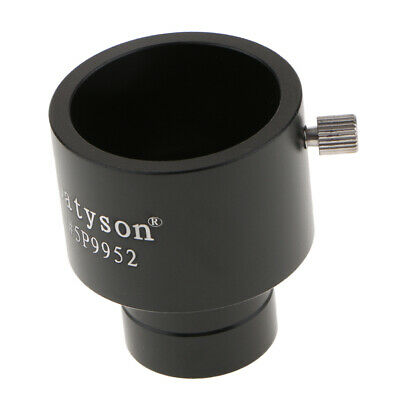 0.965inch to 1.25inch Telescope Eyepiece Adapter 24.5mm to 31.7mm Adaptor