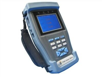 New PPM-300C Pon Optical Power Meter With Cable Tester Measurement Tools ln