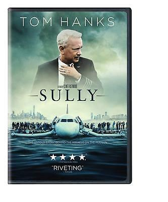 Sully (dvd) New, Free shipping