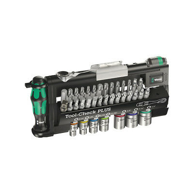 Wera 05056491001 Tool-Check Plus Imperial, 39pcs.