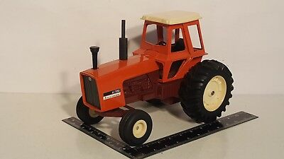 Ertl Allis Chalmers 7050 Maroon Belly 1/16 diecast farm tractor replica