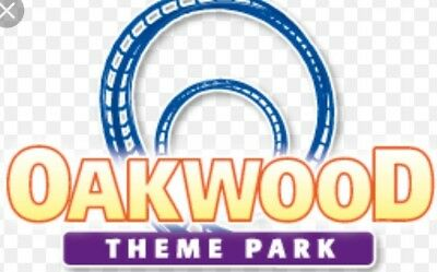 Oakwood Child Tickets  Theme Park Voucher