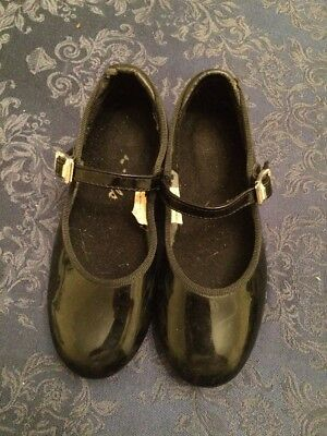 Girls Tap Shoes Size 11m