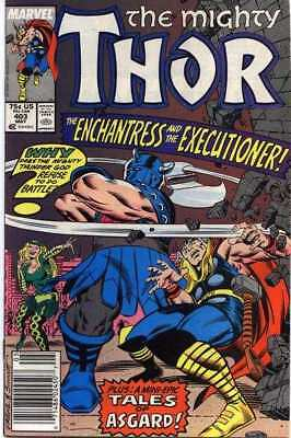 Thor (1966 series) #403 in Very Fine condition. Marvel comics