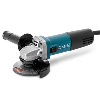 "Makita 840W 115mm 4-1/2"" Angle Grinder Power Corded 9557NB Australian Stock"