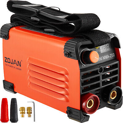 MINI MMA-250 250A Stick ARC Inverter Welder 220V Welding Machine + Accessories