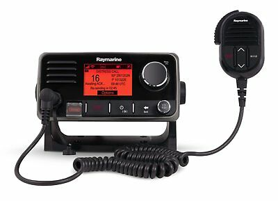 Raymarine 13653240 Ray70 All-in-one Vhf Radio W/ais Receiver, Loudhailer &