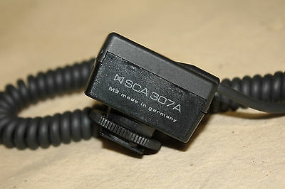Metz Sca 307A Flash Cord For Metz And All Sca 300 Compliant Flashes 6471