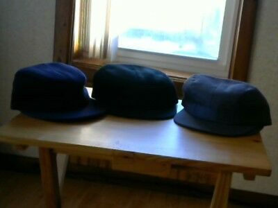 Vintage Boys Insulated Hats with Ear Flaps 4 Available New Old Stock
