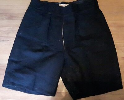 Vintage Boy Scouts Canada Wool Short Pants