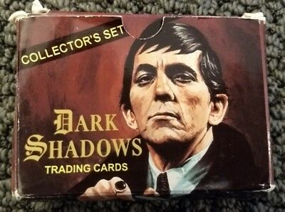 "Dark Shadows 1993 Trading Cards Complete Collector's Set 62 Cards ""NIB""""Imagine"""