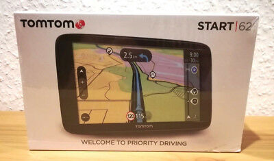 TOMTOM Start 62 NEU + OVP 6 Zoll Display Navigationsgerät Navigationssystem