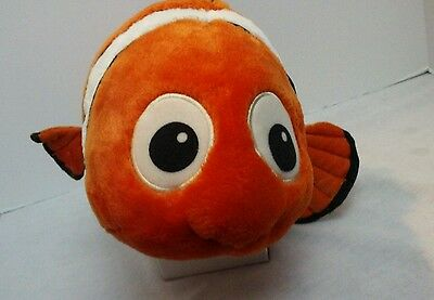 Disney Nemo Plush Animal Walt Disney World Pixar Finding Nemo 19""