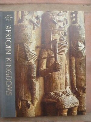 "Great Ages Of Man -- ""African Kingdoms"" Time Life Book hard cover History"