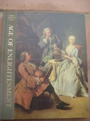 Time Life Great Ages of Man - Age of Enlightenment, illustrations, FREE SHIPPING
