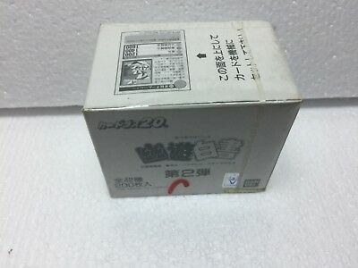 1993 Bandai Yu Yu HAKUSHO PRISM CARD Part 2 SEALED BOX SET 200pcs VERY RARE