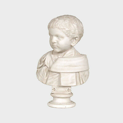 Spain Art Replica (bust)- Boy with toga / 42H cm / 10 kg