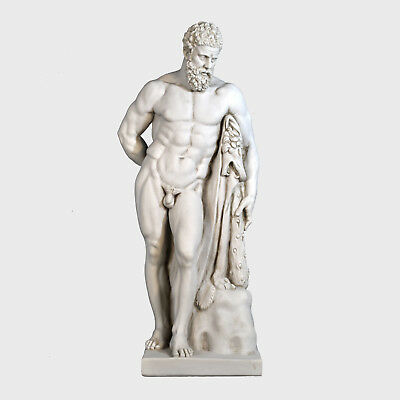 Spain Art Replica (statue)- Ercole Farnese (reduction) / 60H cm / 15 kg