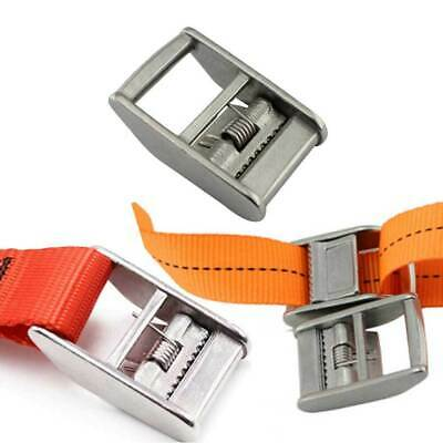 """Heavy Duty Stainless Steel Cam Buckle for Tie Down Strap 25mm/1"""""""